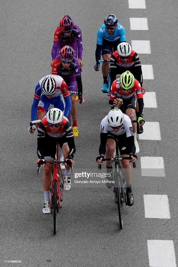 59th Itzulia-Vuelta Ciclista Pais Vasco 2019 - Stage 3 : ニュース写真
