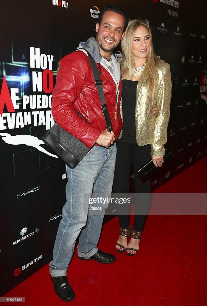 Red Carpet of 'Hoy no me puedo levantar' : News Photo
