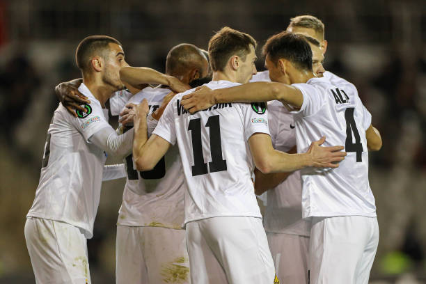 AZE: Qarabag FK v FK Kairat: Group C - UEFA Europa Conference League