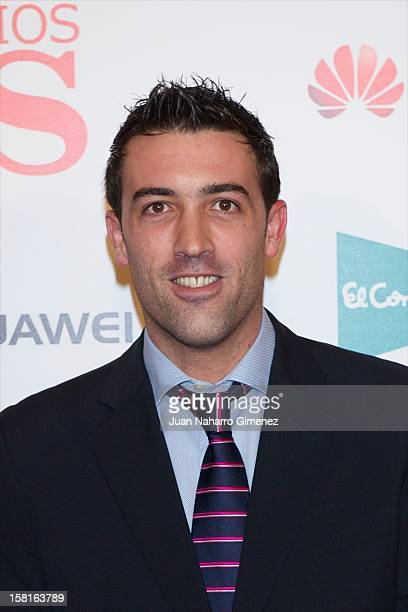 Jose Luis Abajo attends As del Deporte awards 2012 at Palace Hotel on December 10 2012 in Madrid Spain