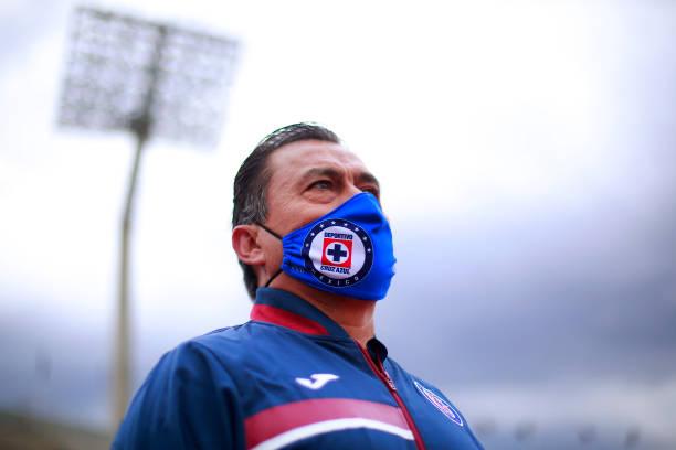 MEX: Cruz Azul v Leon - Torneo Guard1anes 2020 Liga MX