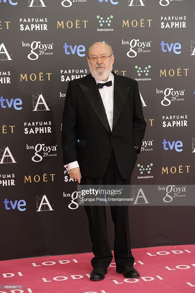 Goya Cinema Awards 2015