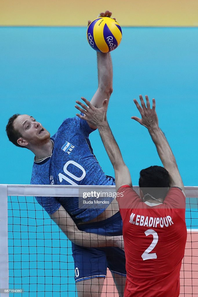 Volleyball - Olympics: Day 2 : News Photo