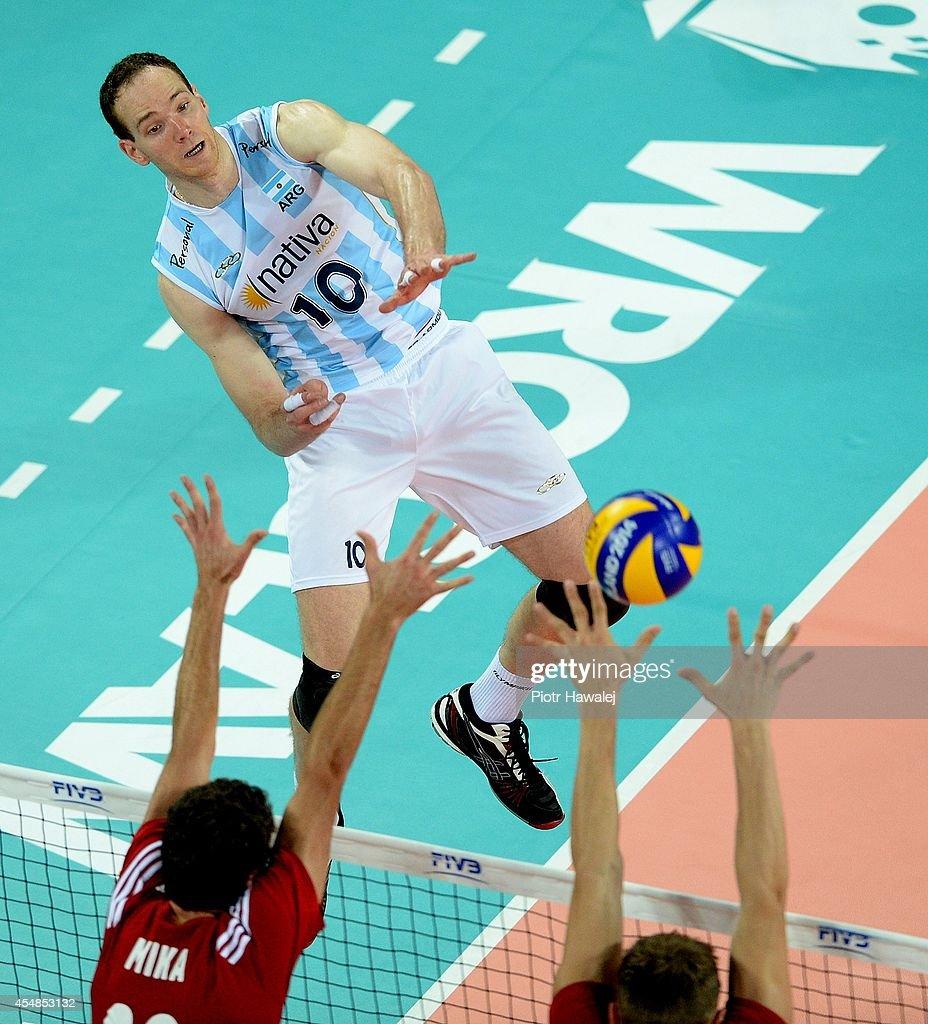 Poland v Argentina: FIVB World Championships : News Photo