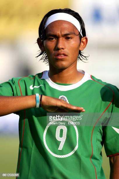 Jose Luis Mendoza Mexico
