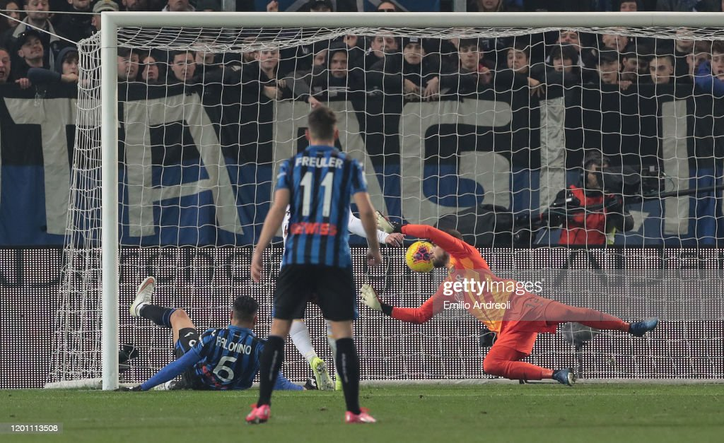 Atalanta BC v AS Roma - Serie A : News Photo