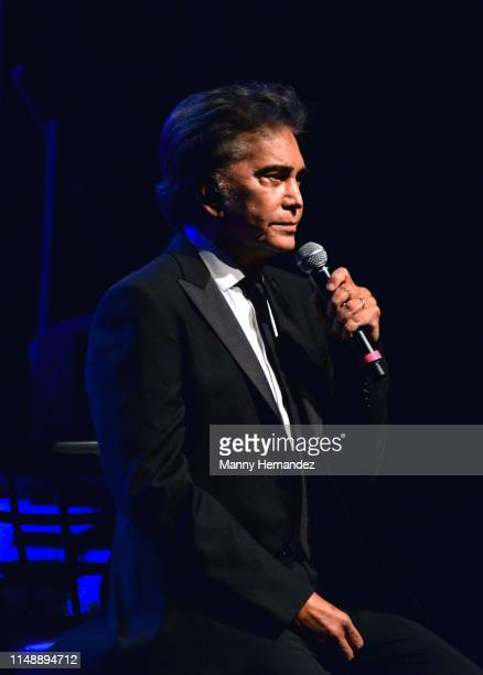 Jose Luis Rodriguez performs during the Agradecido Tour at The Fillmore Miami Beach on May 11 2019 in Miami Beach Florida This is the opening night...