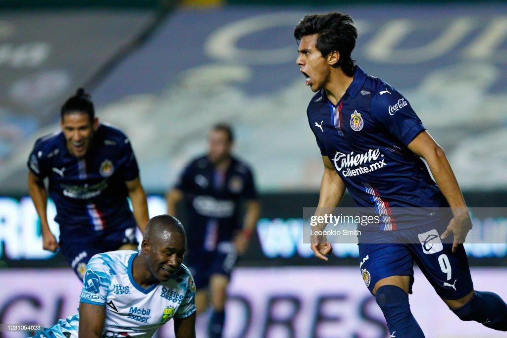 Leon v Chivas - Torneo Guard1anes 2021 Liga MX : Fotografía de noticias