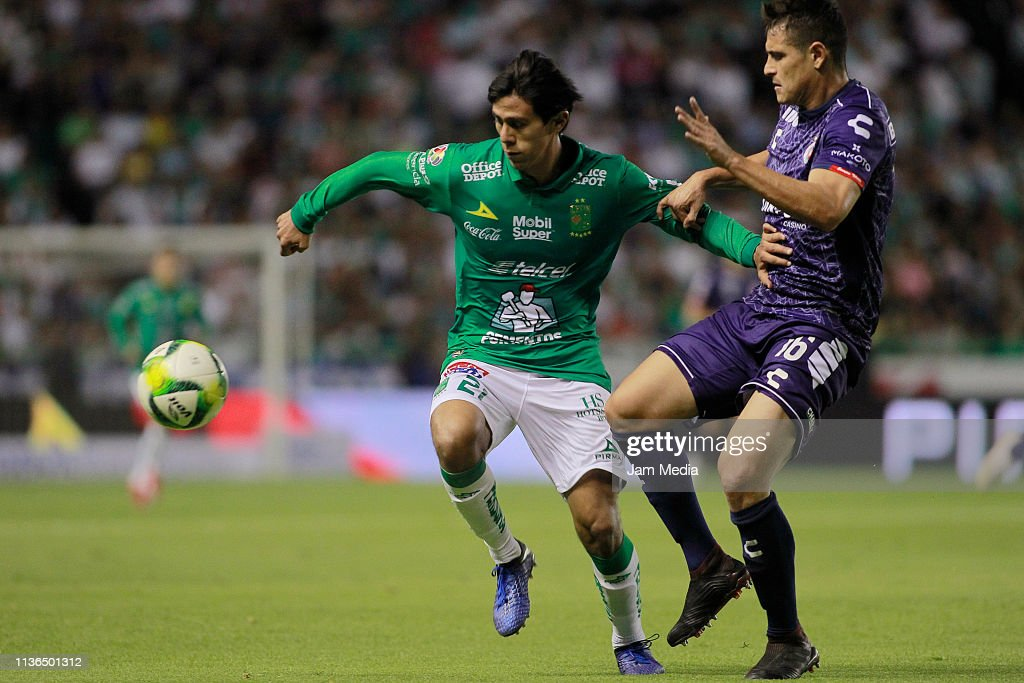 MEX: Leon v Veracruz - Torneo Clausura 2019 Liga MX