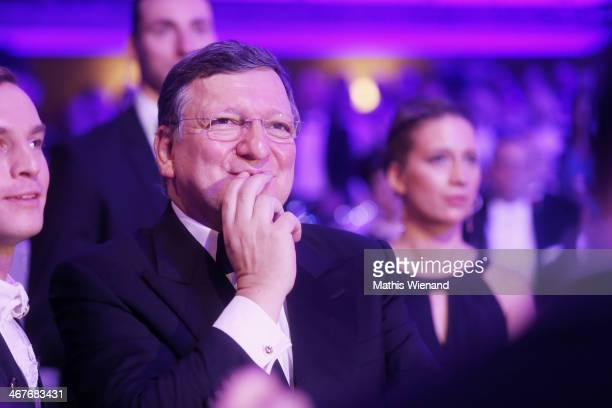 Jose Manuel Barroso attends the Semper Opera Ball at Semperoper on February 7 2014 in Dresden Germany