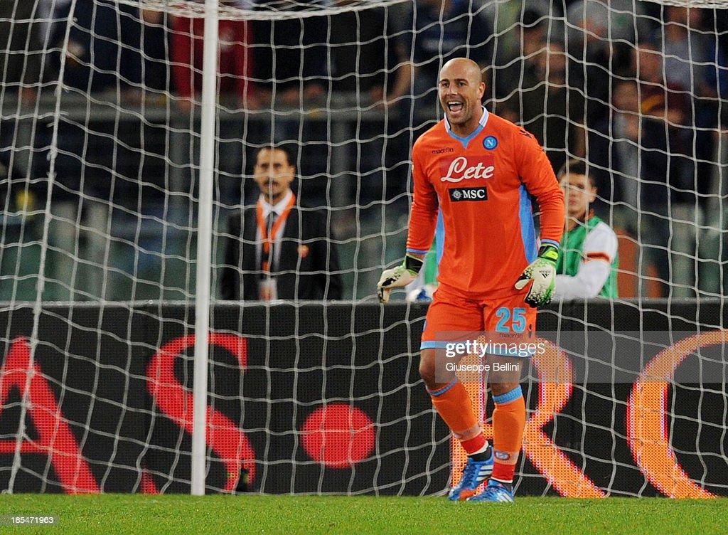 AS Roma v SSC Napoli - Serie A