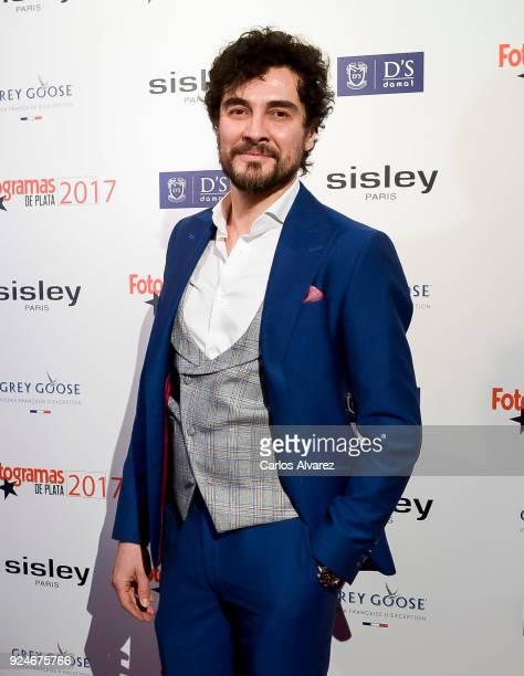 Jose Manuel Seda attends 'Fotogramas Awards' at Joy Eslava on February 26 2018 in Madrid Spain