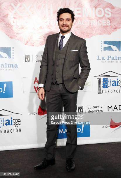 Jose Manuel Seda attends the Union de Actores Awards at the Circo Price on March 12 2018 in Madrid Spain