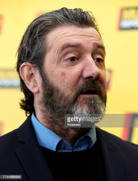 Jose Mari Bakero attends the Barcelona Open Banc Sabadell 2019 at Real Club de Tennis de Barcelona on April 22 2019 in Barcelona Spain
