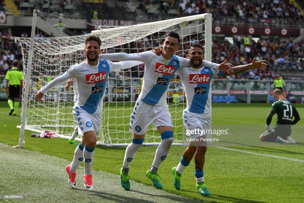 FC Torino v SSC Napoli - Serie A