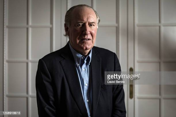 Jose Maria Gay de Liebana poses for a portrait session on February 4 2020 in Madrid Spain