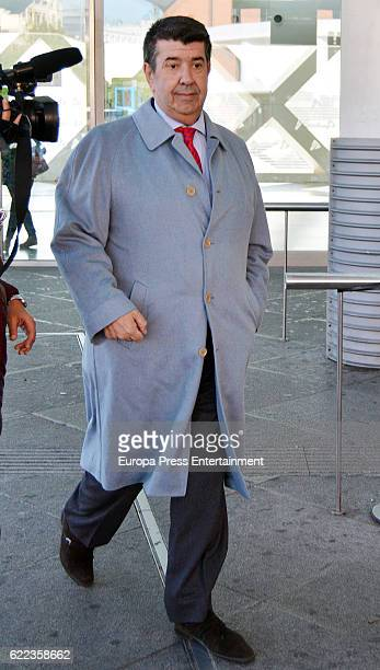 Jose Maria Gil Silgado is seen on November 10 2016 in Madrid Spain