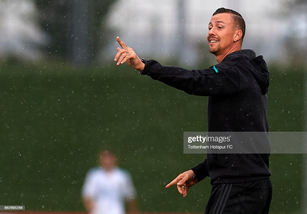 Real Madrid v Tottenham Hotspur - UEFA Youth Champions League