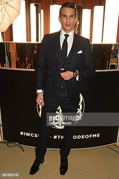 Jose Maria Manzanares attends the IWC Schaffhausen 'Decoding the Beauty of Time' Gala Dinner during the launch of the Da Vinci Novelties from the...