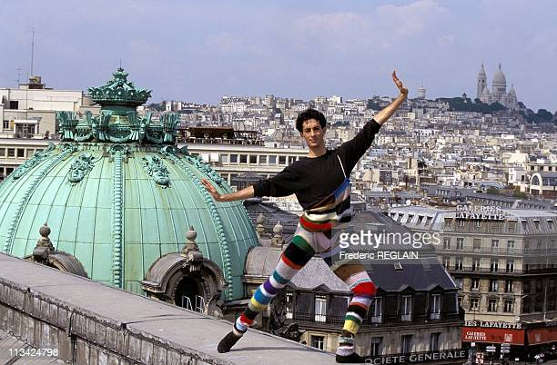 Jose Martinez Dancer On June 1997 In ParisFrance