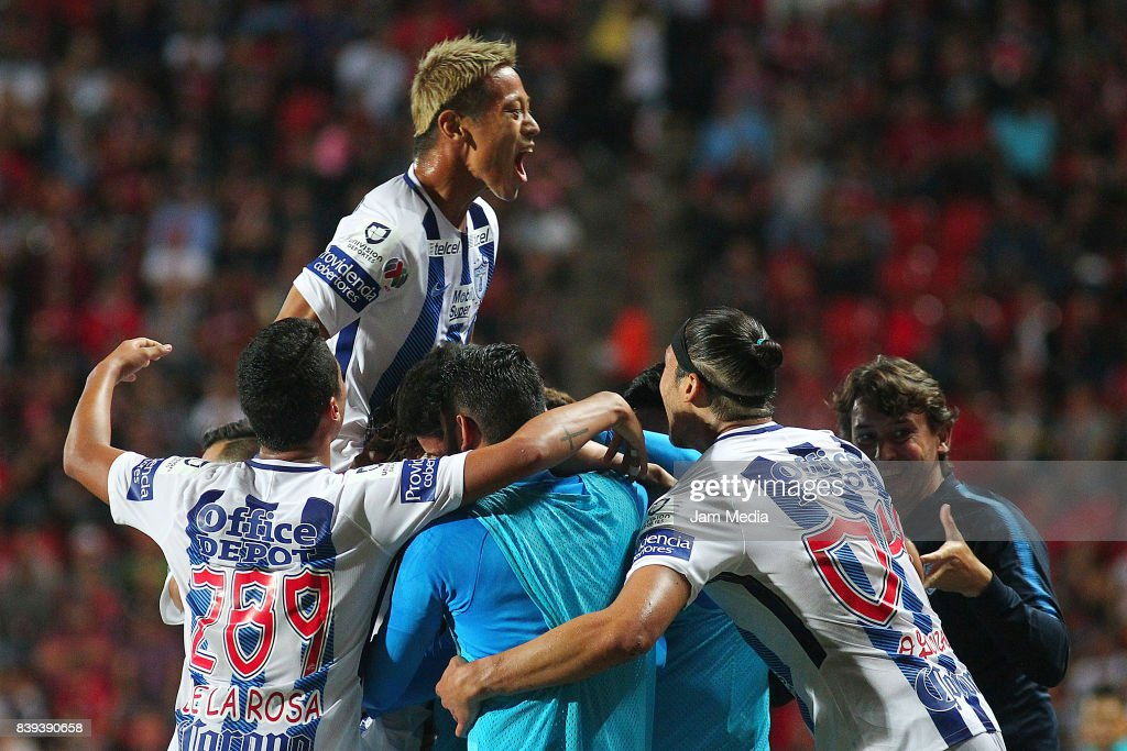 Tijuana v Pachuca - Torneo Apertura 2017 Liga MX