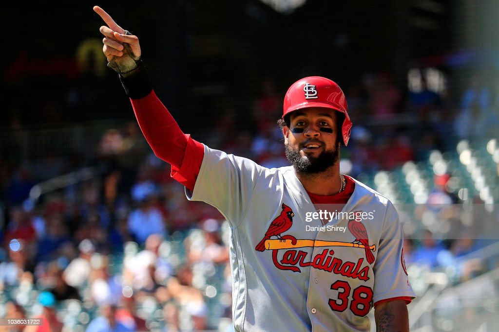 St Louis Cardinals  v Atlanta Braves : News Photo