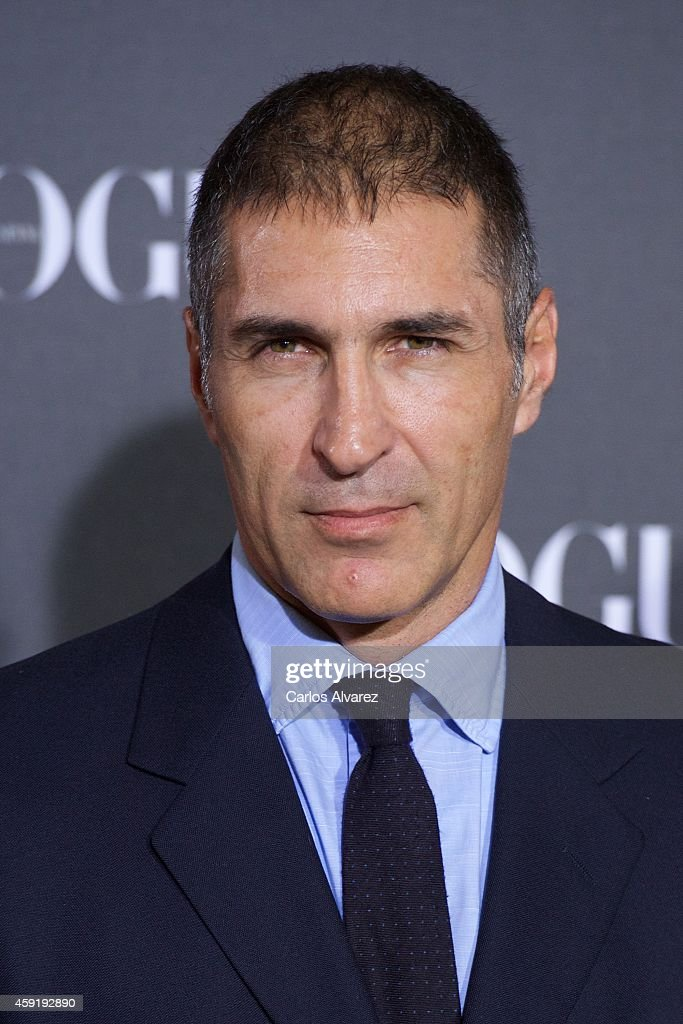 Jose Miguel Antunez attends the 'Vogue Joyas' 2013 awards at the Stock Exchange building on November 18, 2014 in Madrid, Spain.