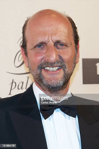 Jose Miguel Fernandez Sastron attends 'Fortuny' 15th anniversary party on September 12 2012 in Madrid Spain