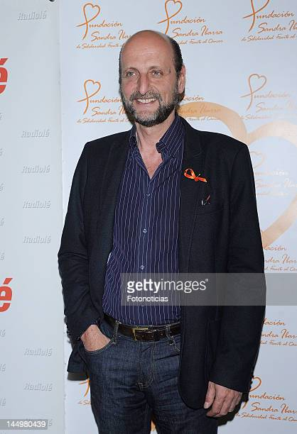 Jose Miguel Fernandez Sastron attends Jose Manuel Soto concert at the Nuevo Apolo Theater on May 21 2012 in Madrid Spain