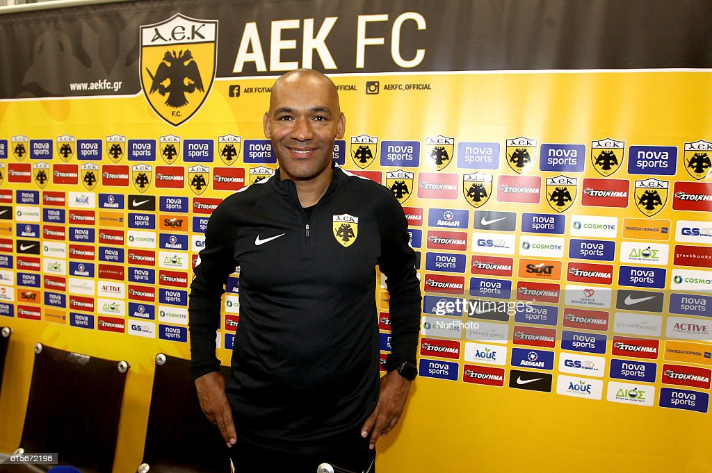 Jose Morais new coach of AEK Athens