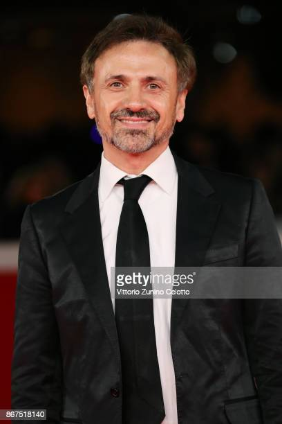 Jose Mota walks a red carpet for 'Abracadabra' during the 12th Rome Film Fest at Auditorium Parco Della Musica on October 28 2017 in Rome Italy