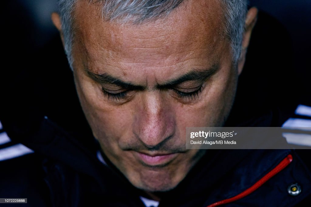 Valencia v Manchester United - UEFA Champions League Group H : News Photo