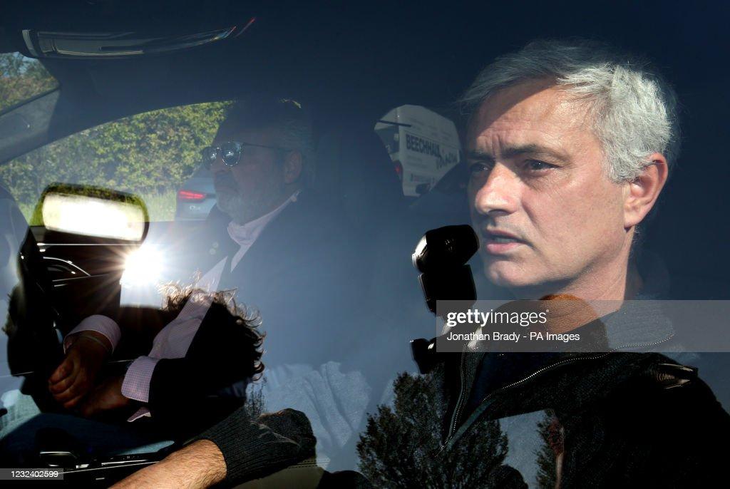 Jose Mourinho Sacked : News Photo