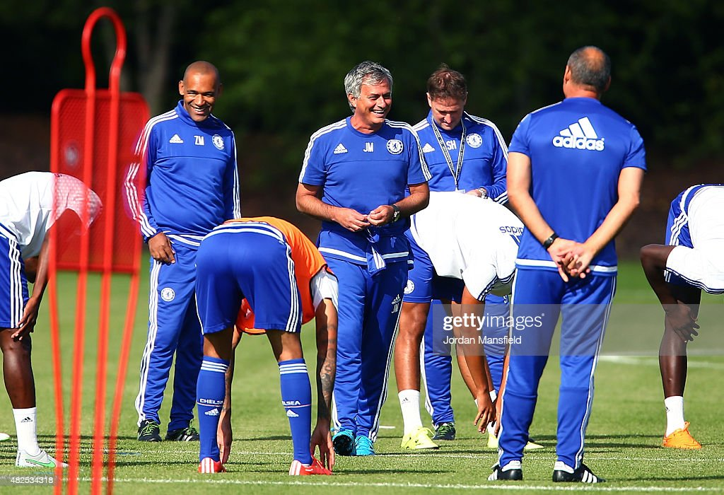 Chelsea Media Access : News Photo