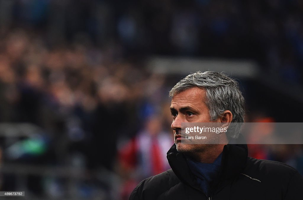 FC Schalke 04 v Chelsea FC - UEFA Champions League : News Photo