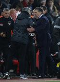 southampton england jose mourinho manager manchester