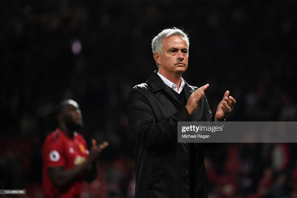 Manchester United v Tottenham Hotspur - Premier League : News Photo
