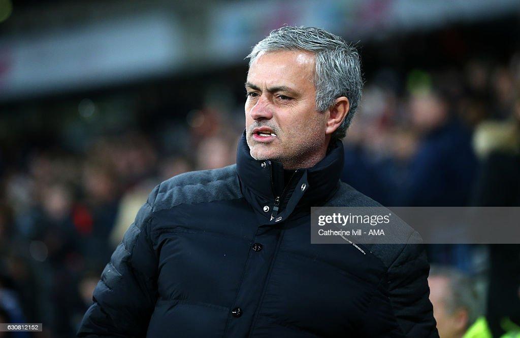 West Ham United v Manchester United - Premier League : Nieuwsfoto's