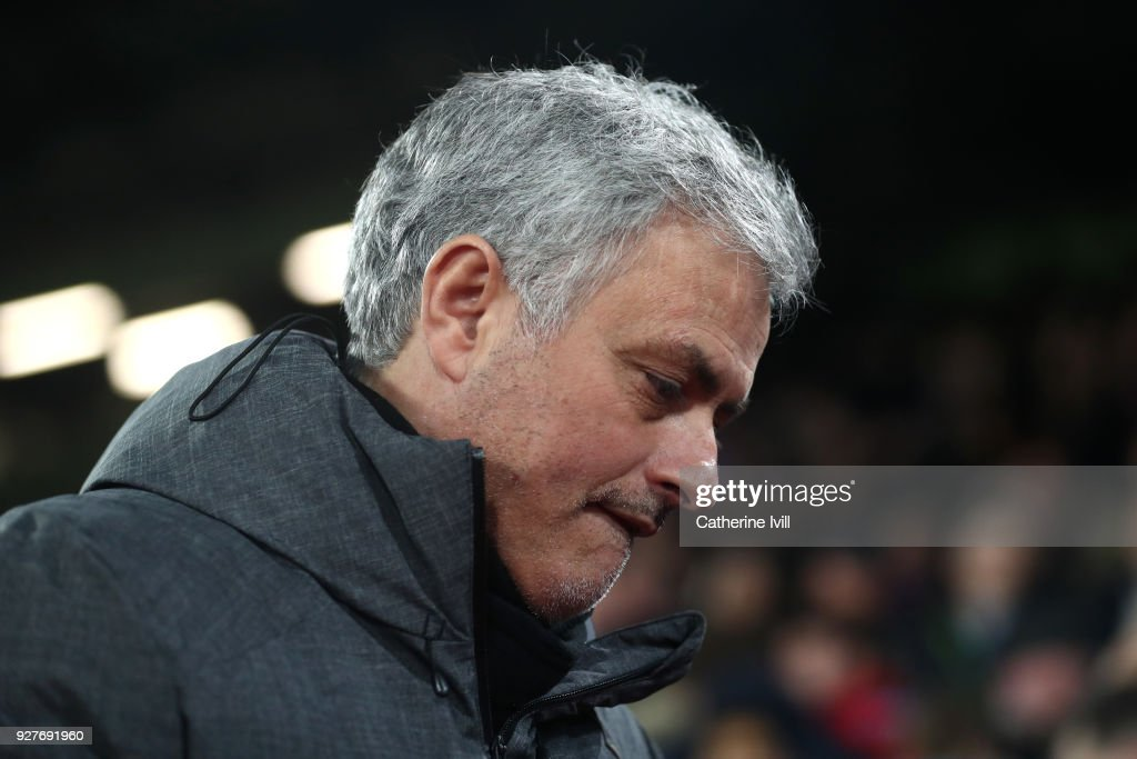 Jose Mourinho brands Man United 'lucky' after conceding 'disgraceful' goal vs. Palace