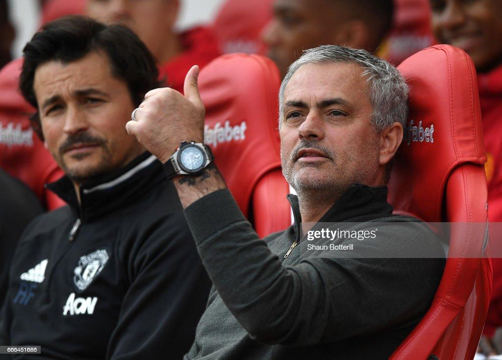 Sunderland v Manchester United - Premier League : News Photo