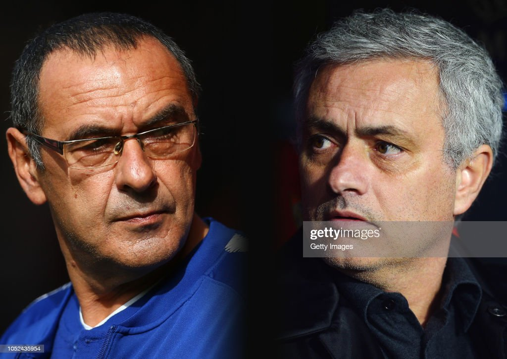 Chelsea FC v Manchester United - Premier League : News Photo