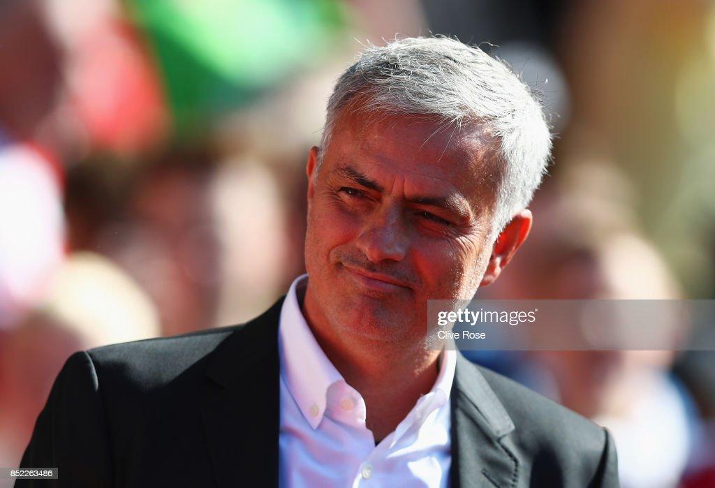 Southampton v Manchester United - Premier League : News Photo
