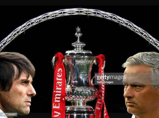 COMPOSITE OF IMAGES Image numbers 73035843675114354605866718 In this composite image a comparision has been made between Antonio Conte Manager of...