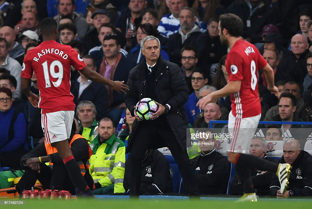 Chelsea v Manchester United - Premier League : ニュース写真