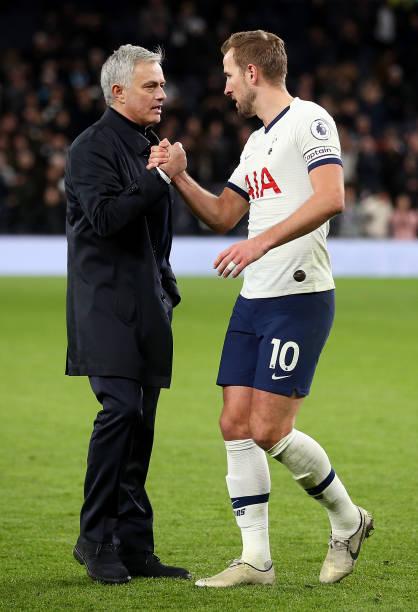 UNS: Tottenham Hotspur Sack Manager Jose Mourinho