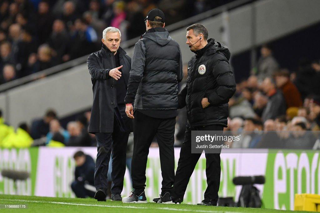 Tottenham Hotspur v Liverpool FC - Premier League : ニュース写真