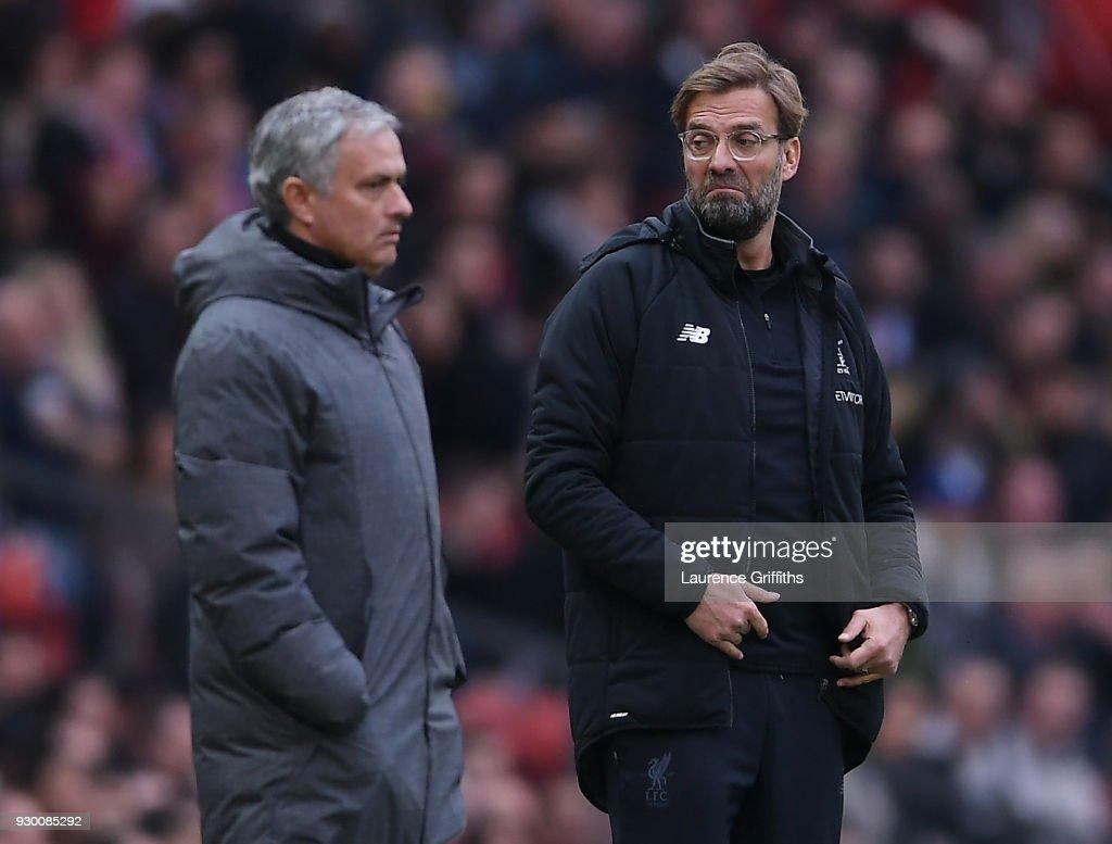 Manchester United v Liverpool - Premier League : ニュース写真