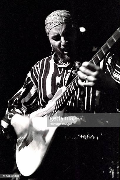 Jose Neto, Ronnie Scott's, London, 1995. Image by Brian O'Connor.
