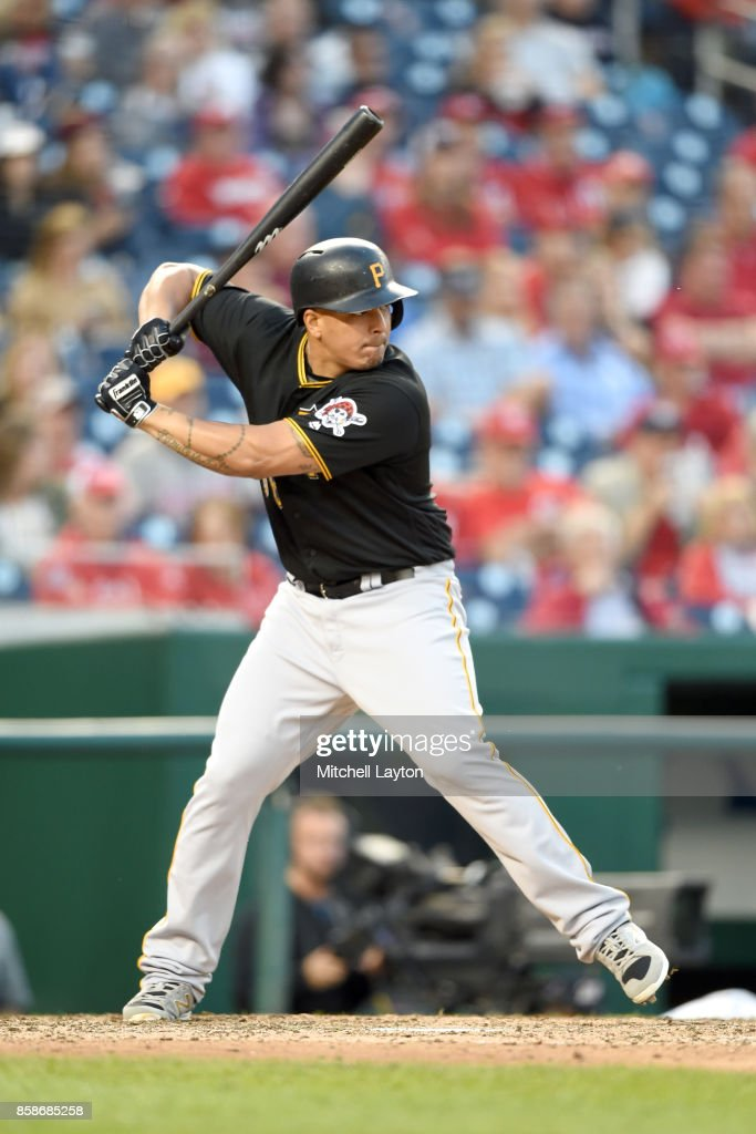 Pittsburgh Pirates v Washington Nationals