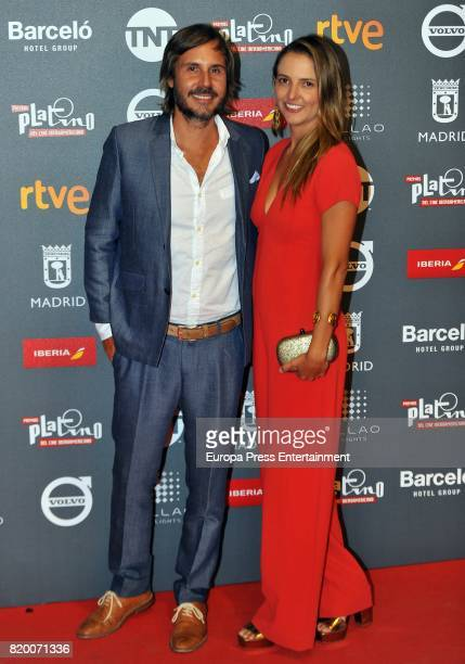 Jose Padilha attends the Platino Awards 2017 welcome Party on July 20 2017 in Madrid Spain